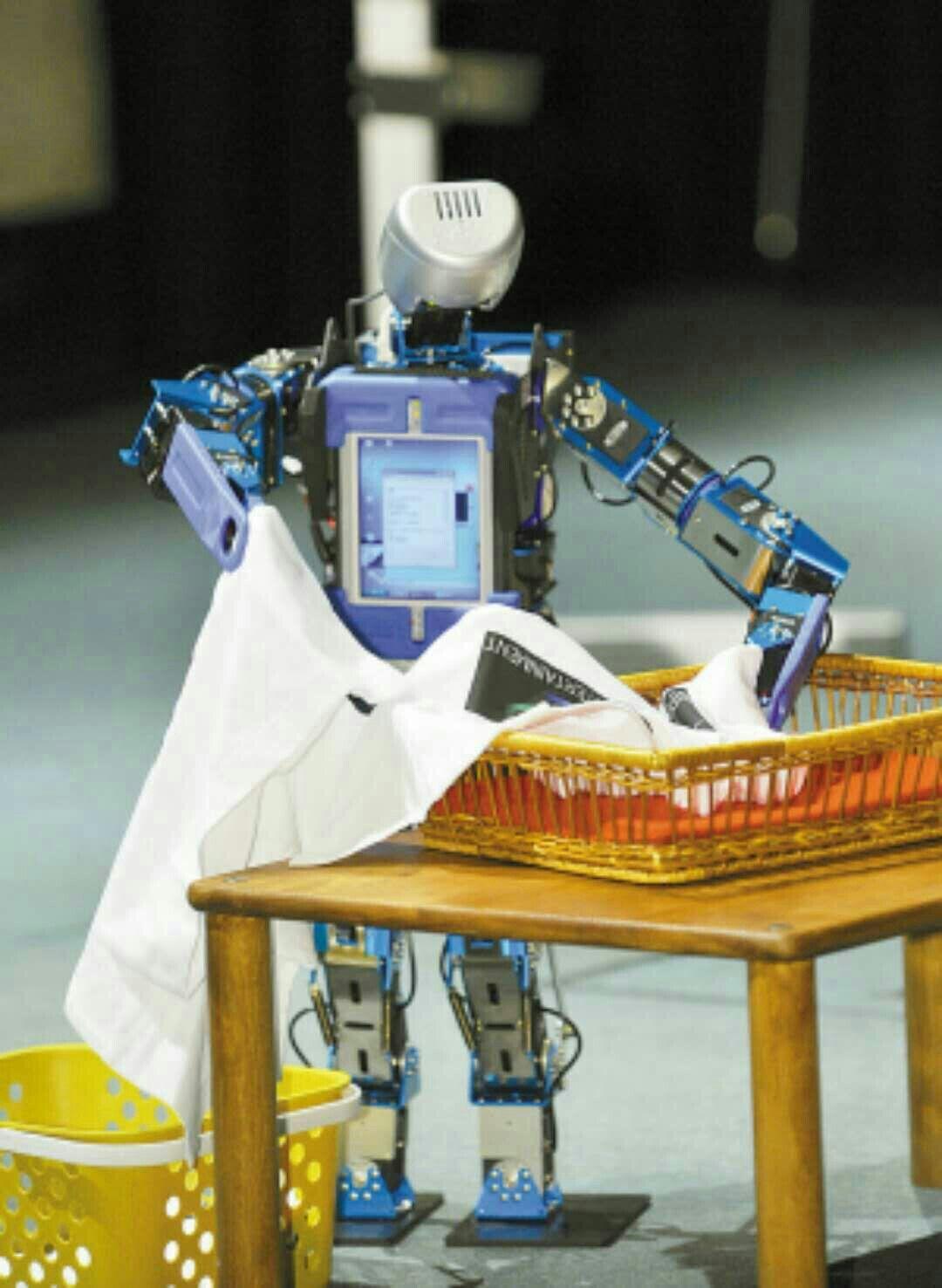商用机器人