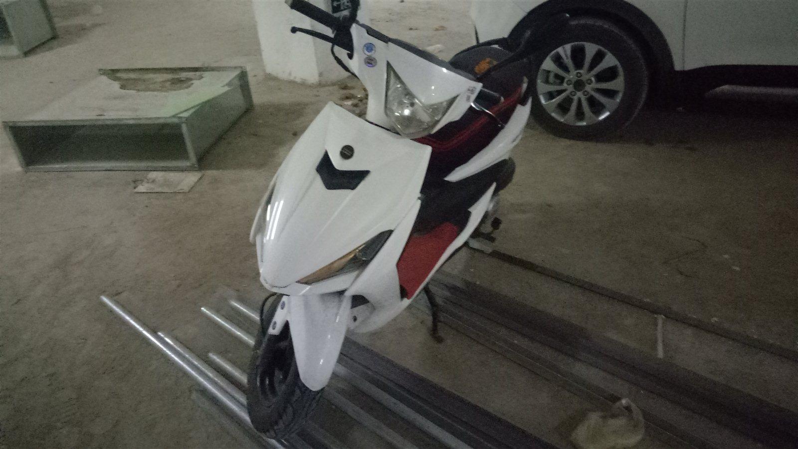 95新摩托车置换电动车或出售