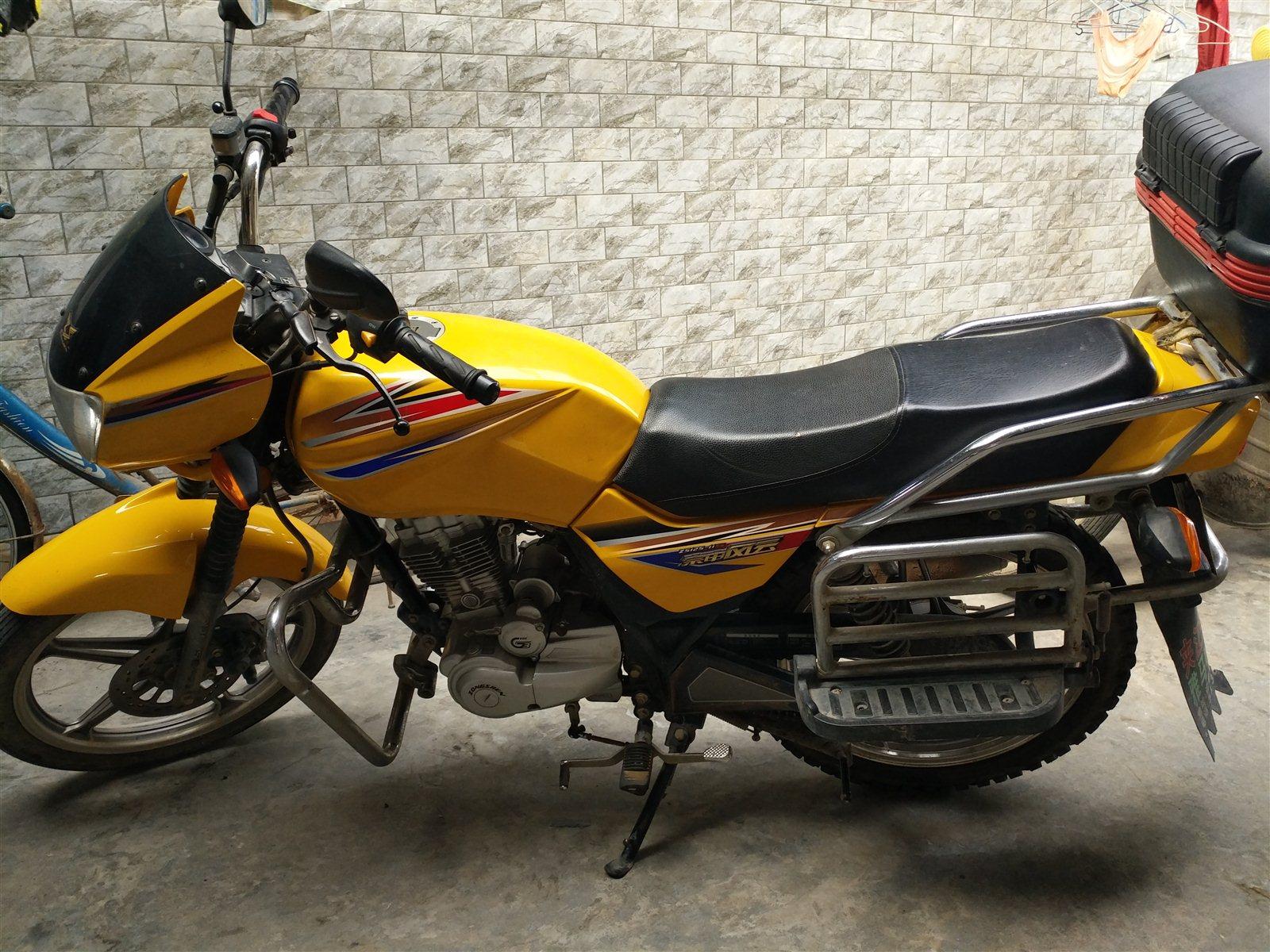 自用摩托车低价出售
