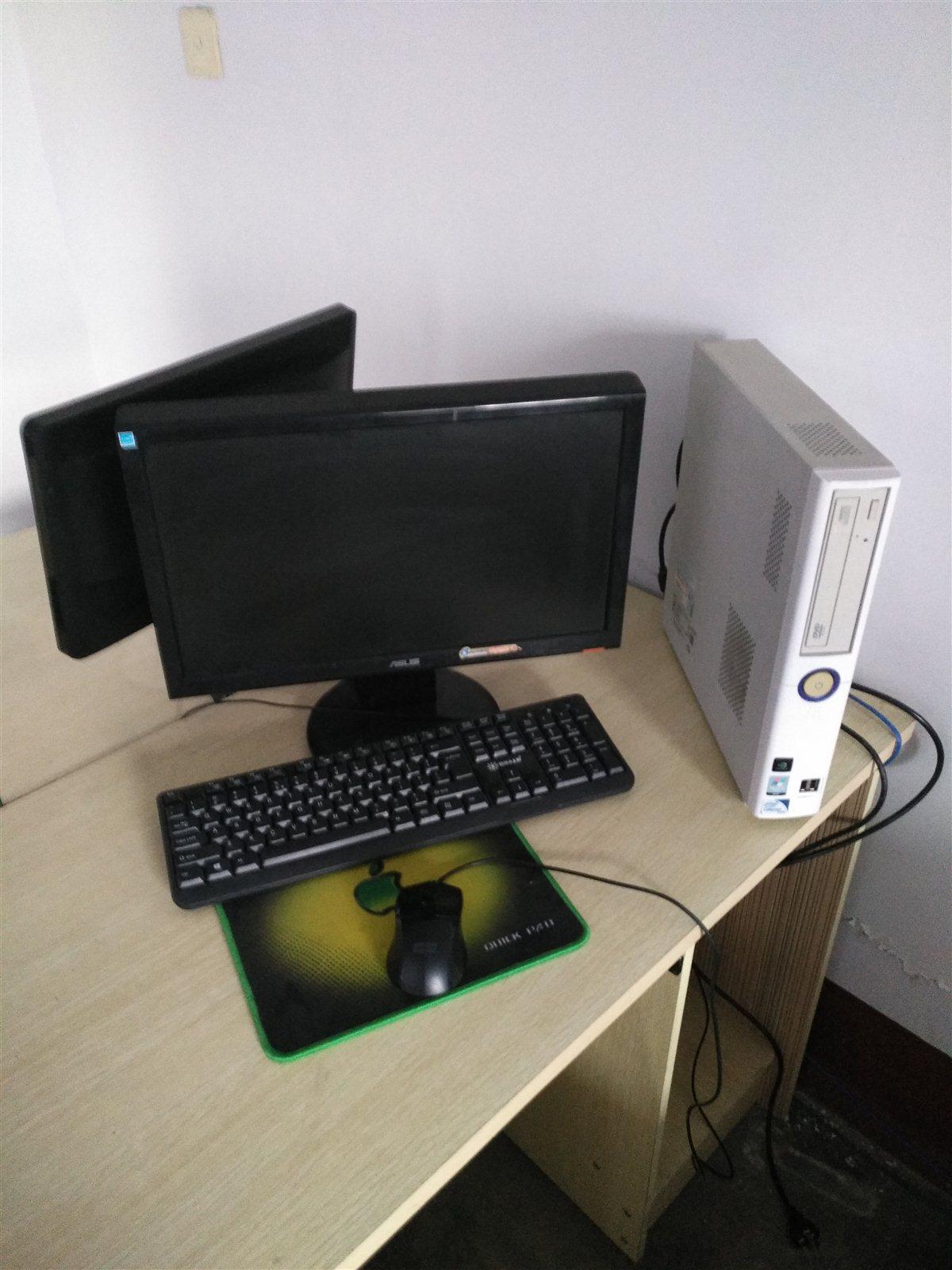 处理一批办公用台式电脑,笔记本,