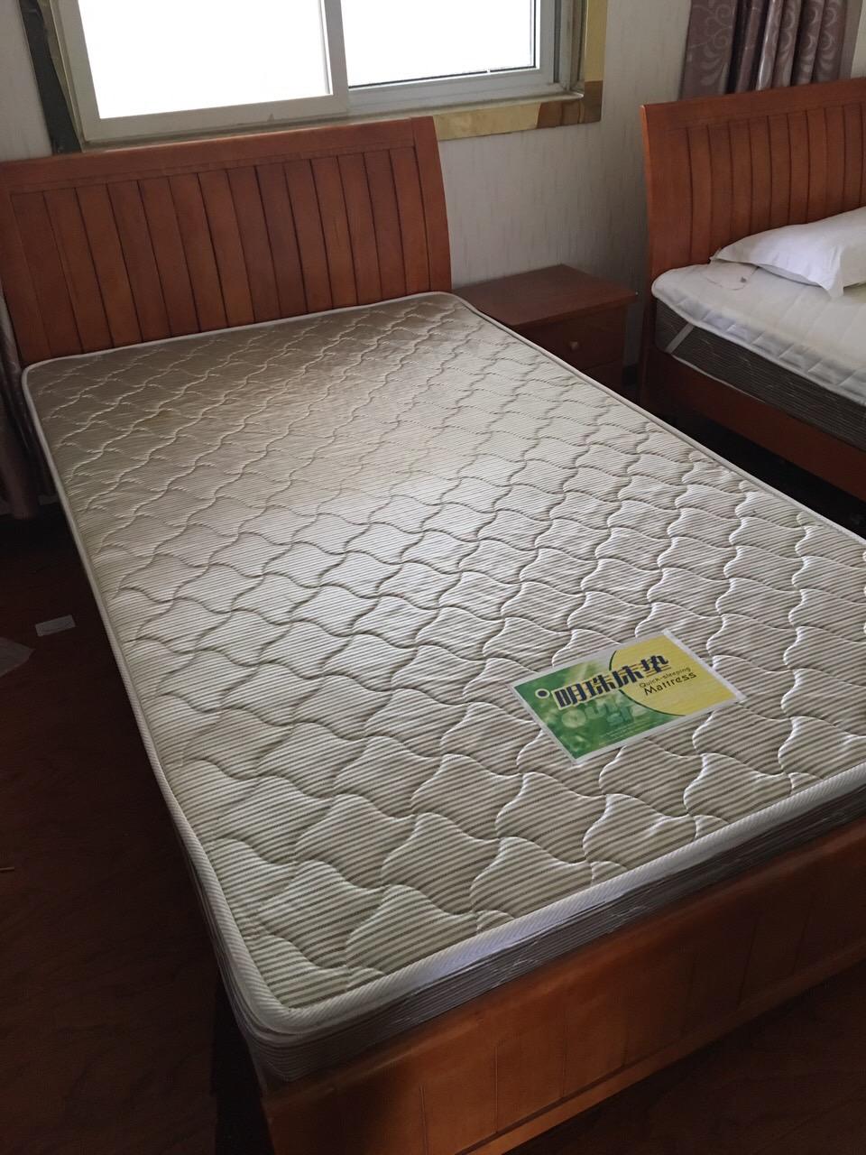 低价处理橡木床