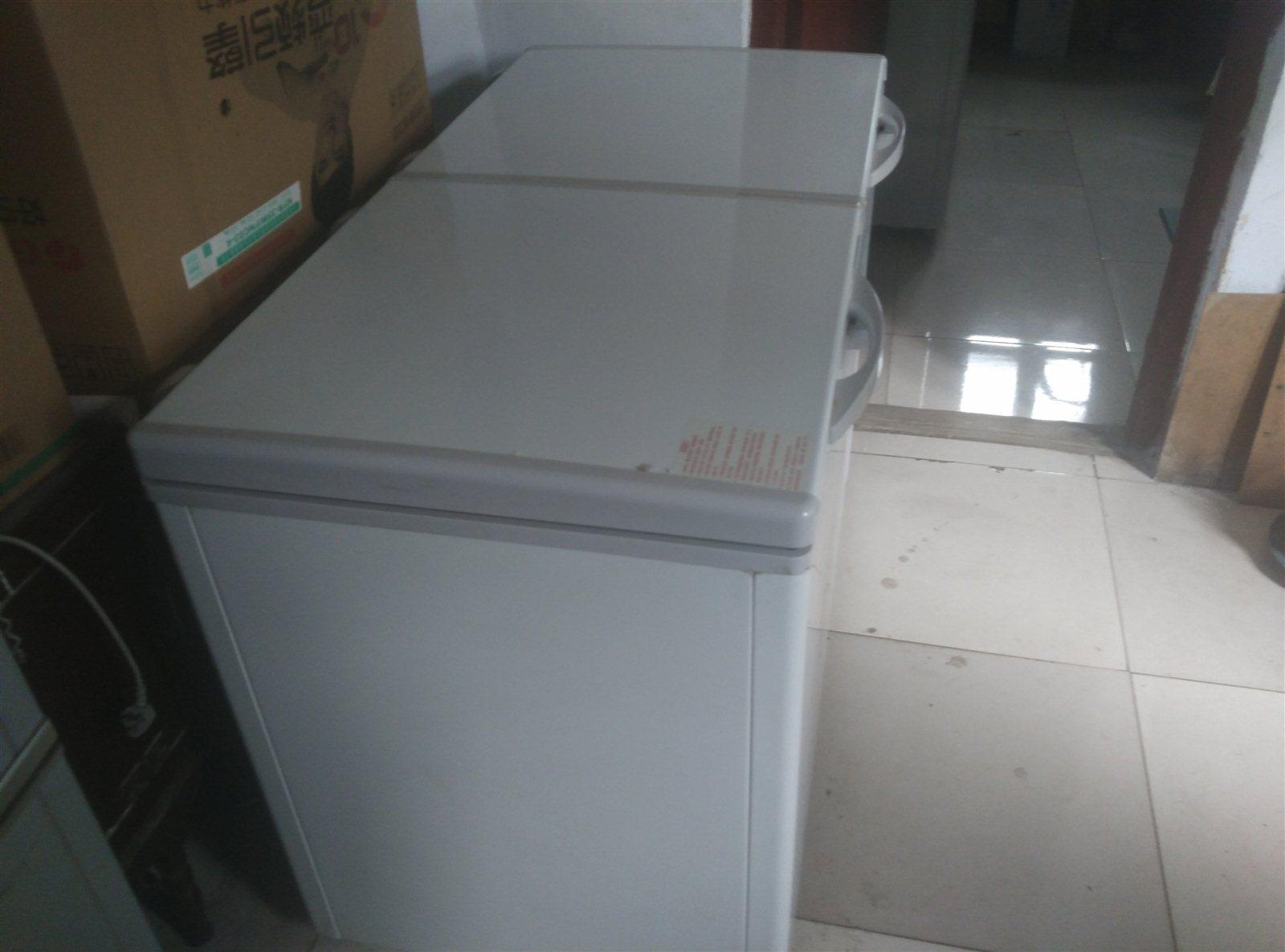 九五成新冰柜处理