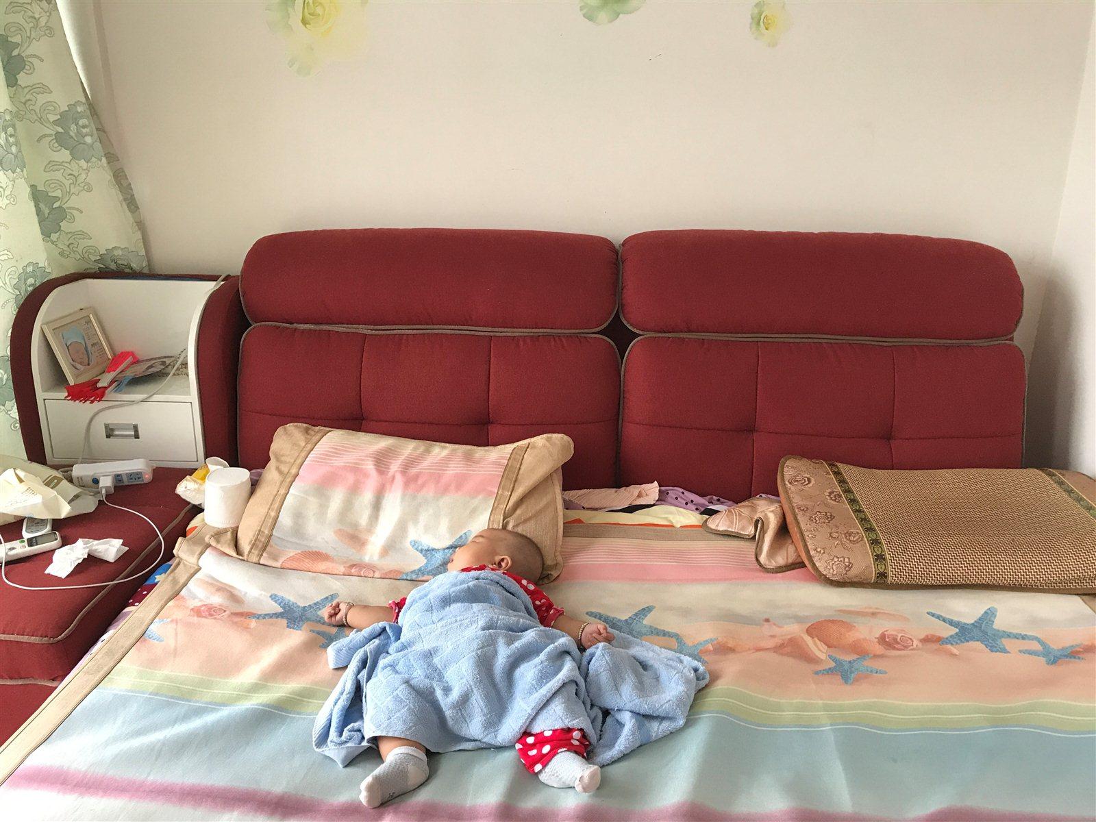 挥泪出售新买的两床