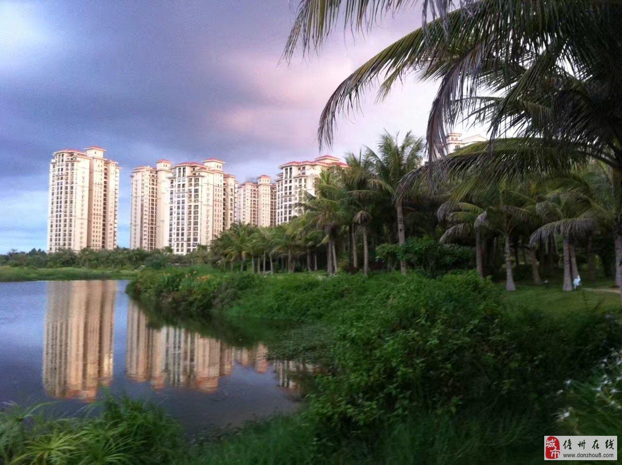 中南西海岸位于海南省儋州市白马井滨海新区第二组团