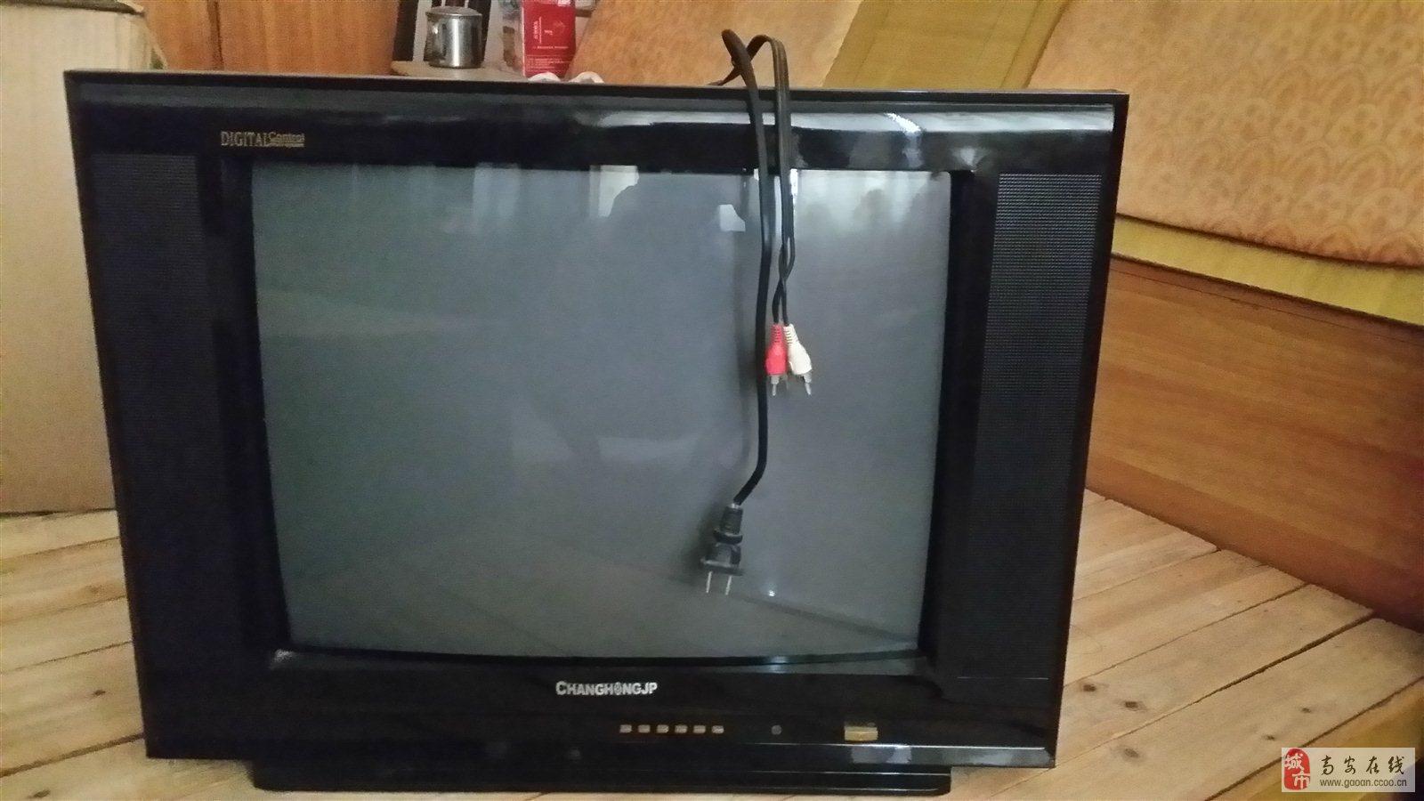 电视机枕形失真行扫描电路故障