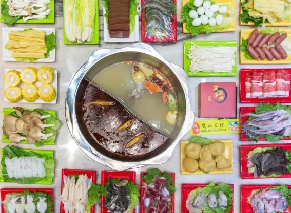 【筷手筷捞火锅】新开的人气自选火锅店,一度号称火锅界的扛把子