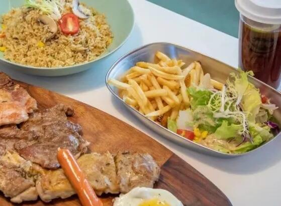 【喜饭食堂】在网红小店里吃饭、叹下午茶、喝咖啡的新姿势!