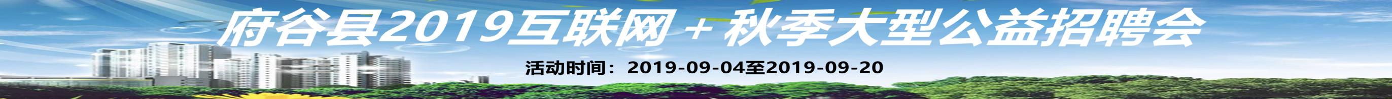 2019互联网+大型招聘会