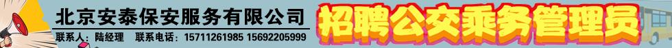北京安泰保安服务有限公司