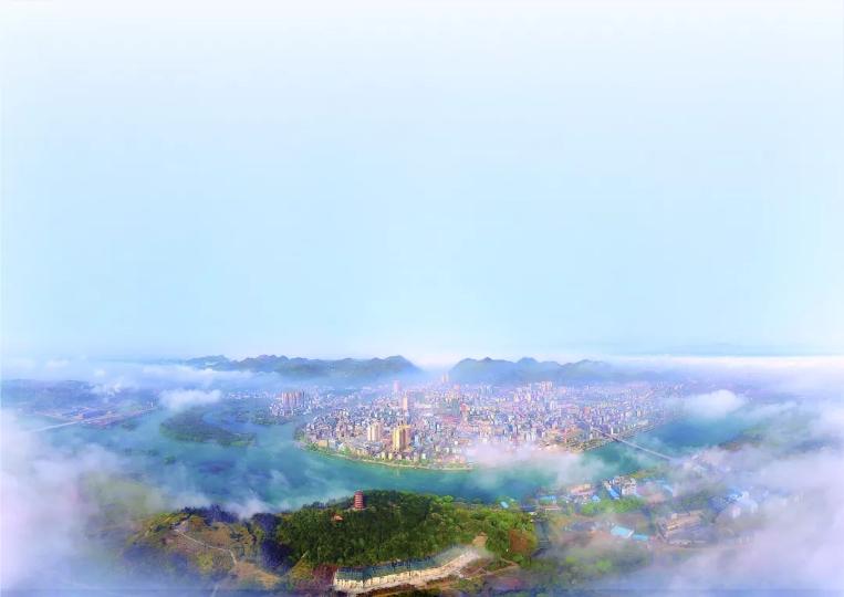 湘桂明珠 大美全州