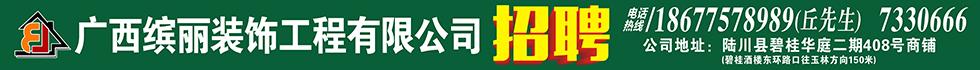 陆川县缤丽建筑装饰工程有限公司