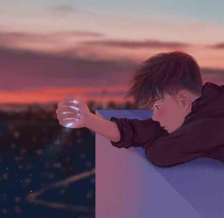 寻爱的孤独灵魂