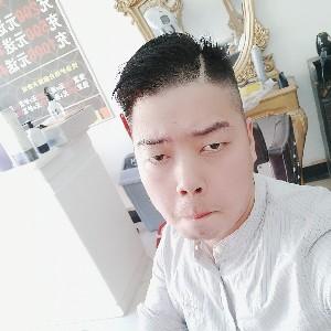沐色造型魏海