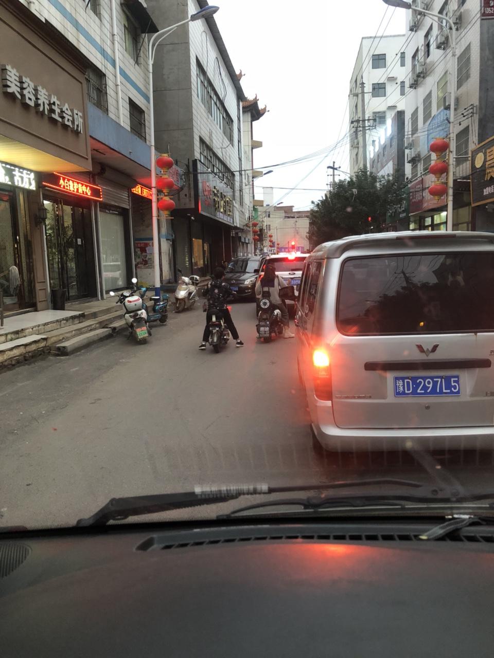 最堵的街之永安街
