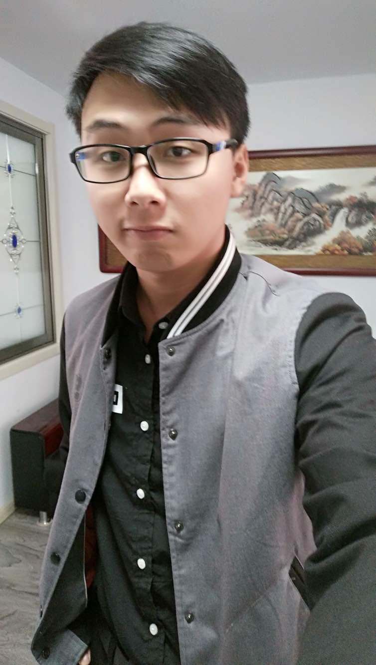 【帅男秀场】胡东23岁水瓶座