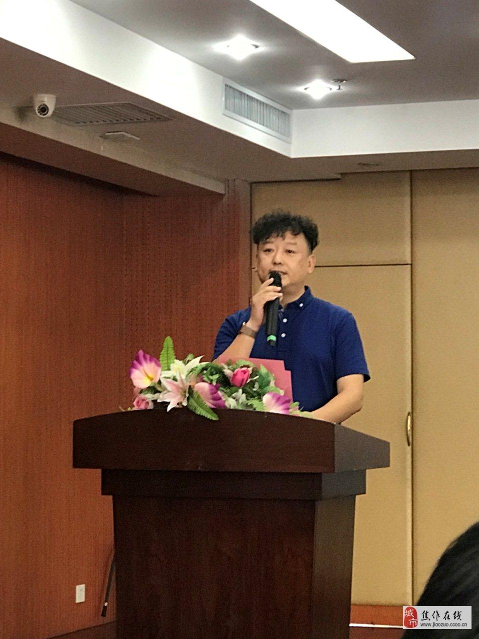"""焦作首家红色物业合家安举办庆共和国70华诞""""我和我的祖国""""演讲比赛!"""
