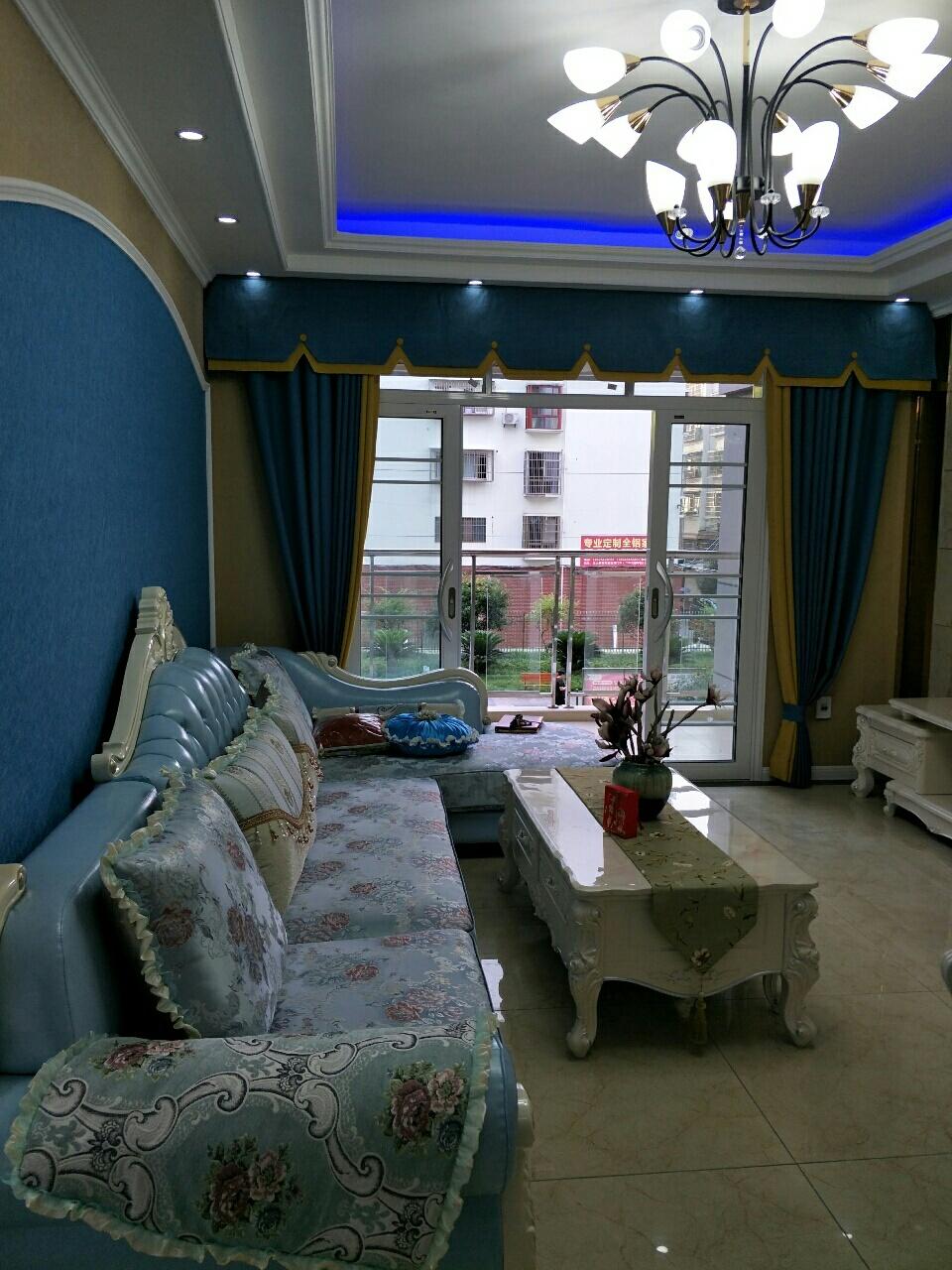 怡景花園3室2廳全新精裝51.8萬元