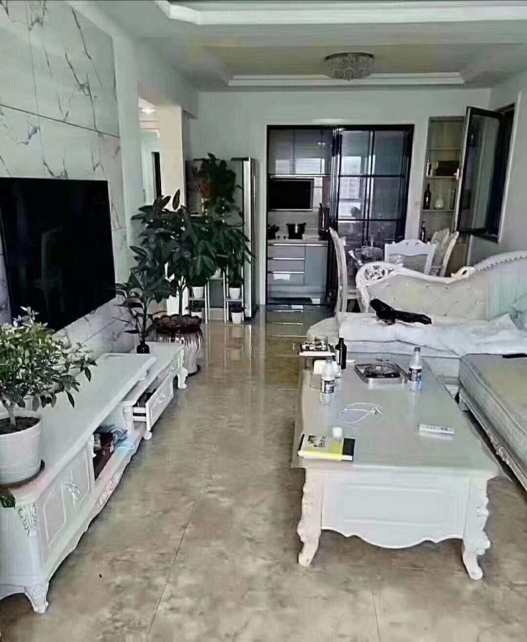 山水华庭精装婚房未住全明户型93平仅售62万元