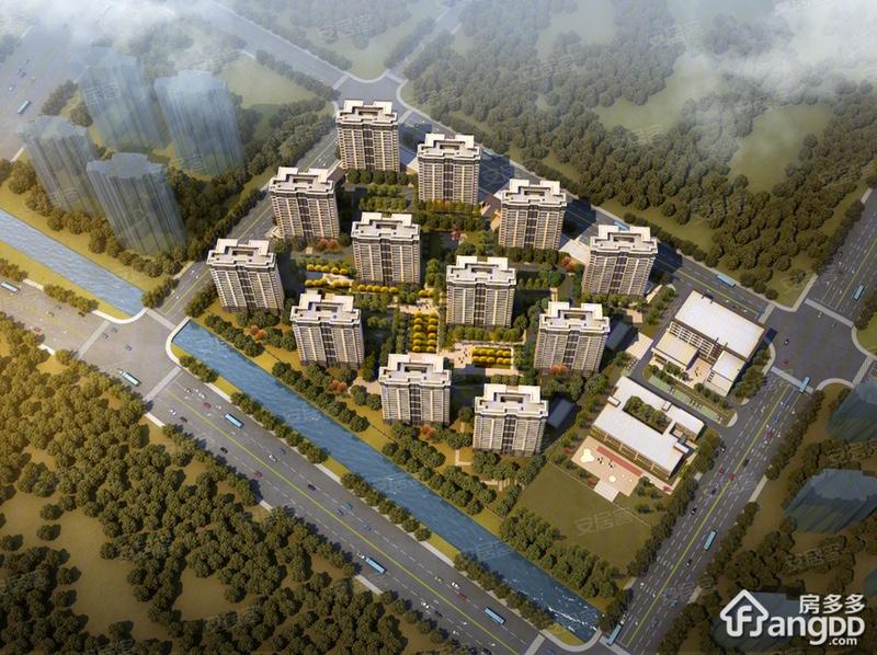 新城金陵樾成熟配套长江隧道口江北新区核心区住宅