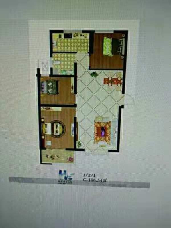 北城枫景,好楼层包更名仅售4880一平现房