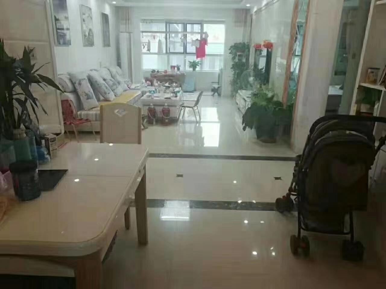 抢!青州龙苑7楼,精装3室140平+车位,证大于2