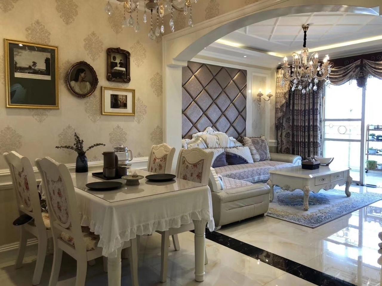 新时代小区精装3室2厅1卫91万元