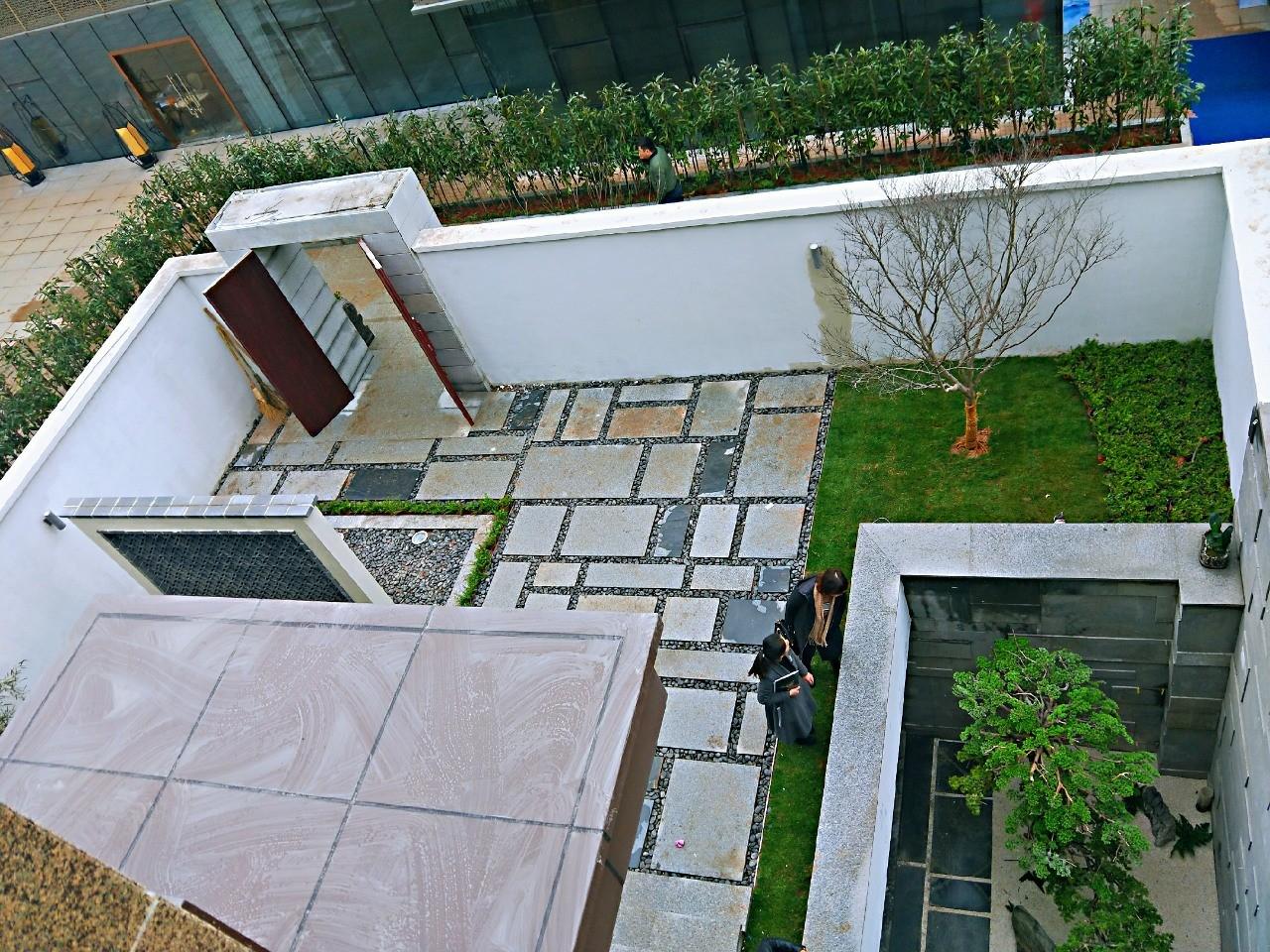 花園灣,一手新房五層別墅,送院子,直接上戶!