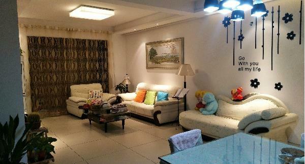 花园小区153平米3室2厅1卫116万元