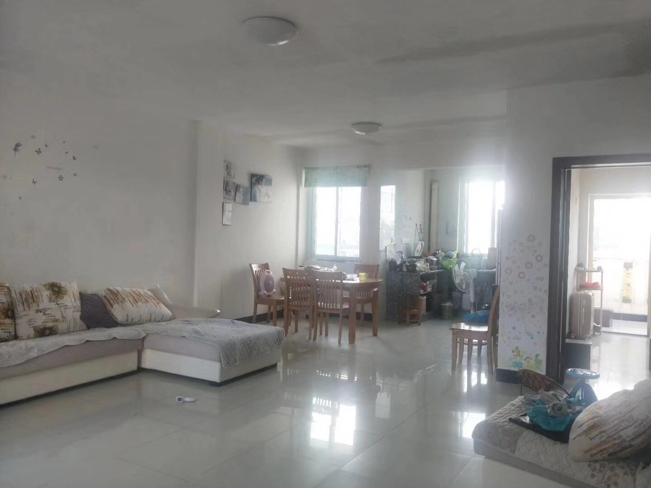 平陽9號小3房帶裝修急售3室2廳1衛47萬元