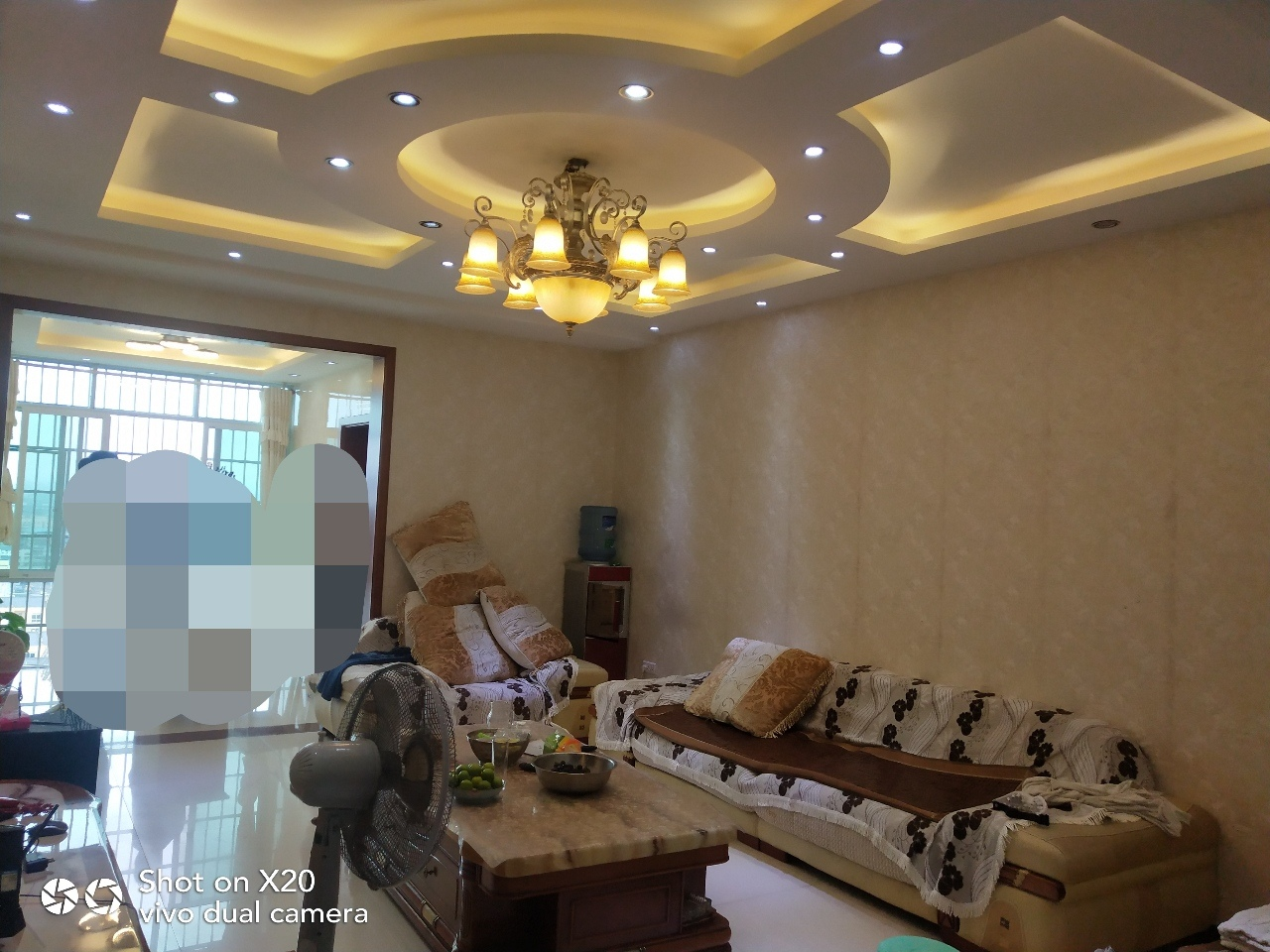 寶馬苑3室2廳2衛豪華裝修繁華地段