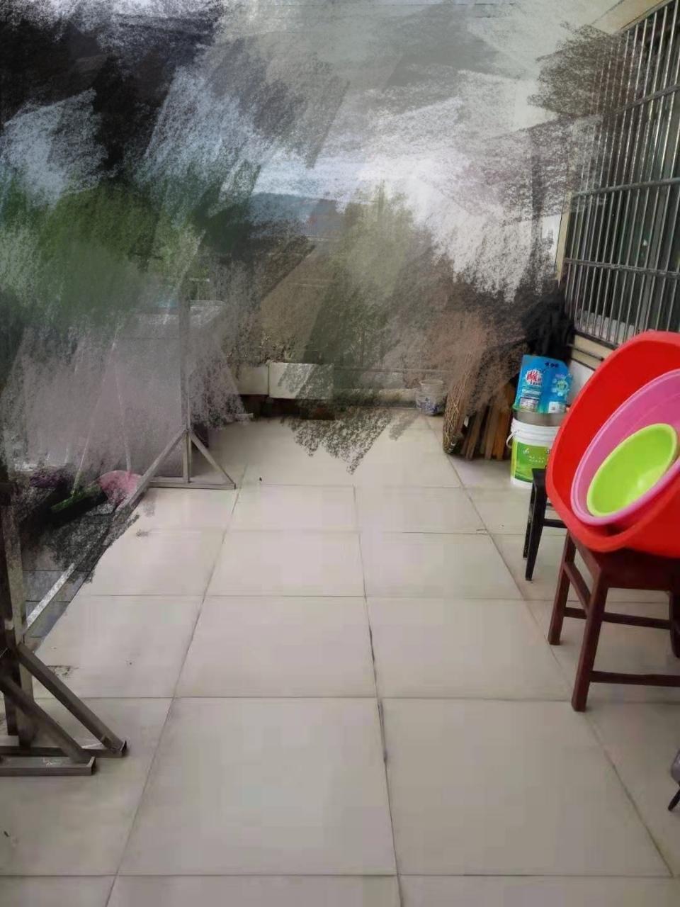 綠景苑精裝兩房帶車庫帶20平方大露臺