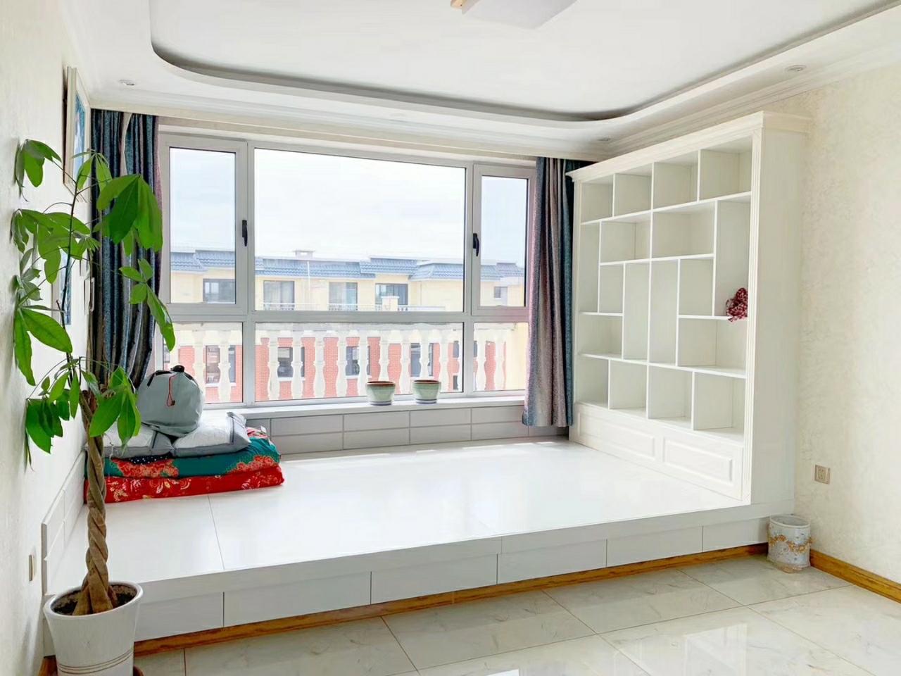 江山帝景五樓帶閣樓,精裝修2室2廳2衛42萬元