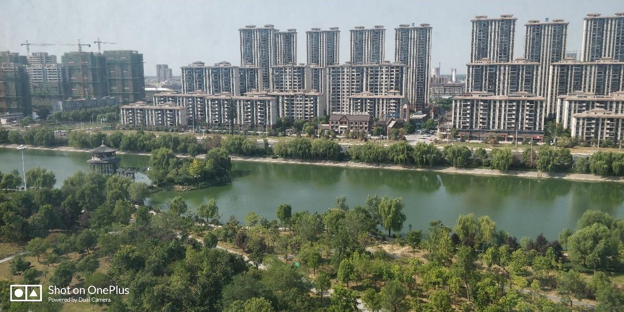 中泉首府大四居超低价公园式小区