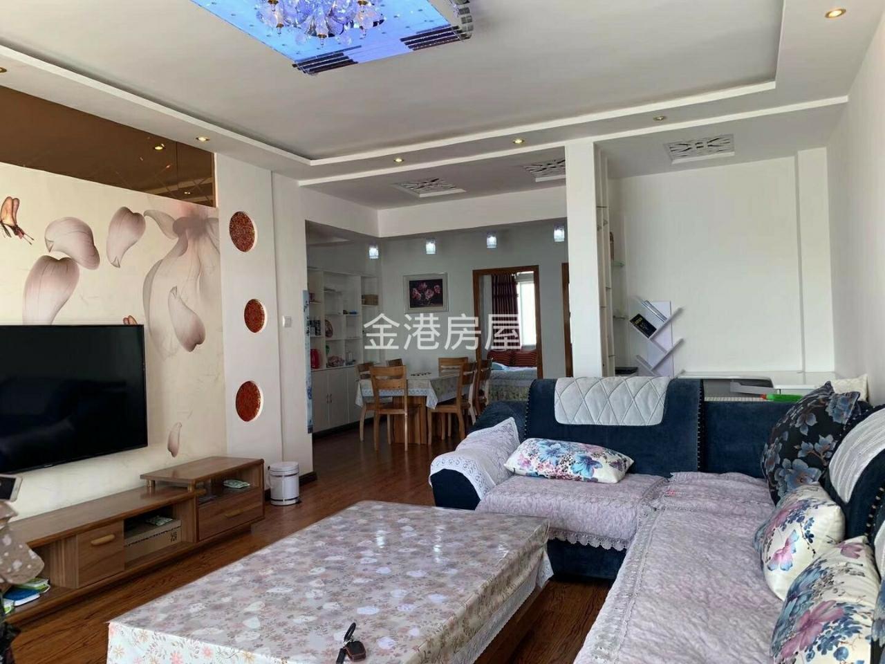 明珠花園小區2室2廳1衛52萬元