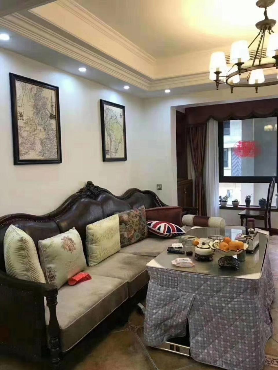 天生湖·万丽城4室2厅2卫99.8万元