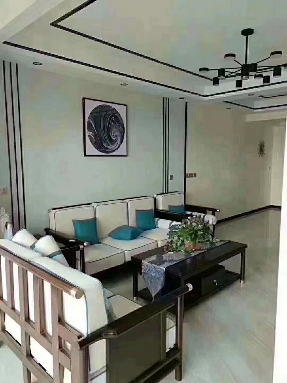 急售超高性价比两校学区房−−-翰林福邸三室全新装修