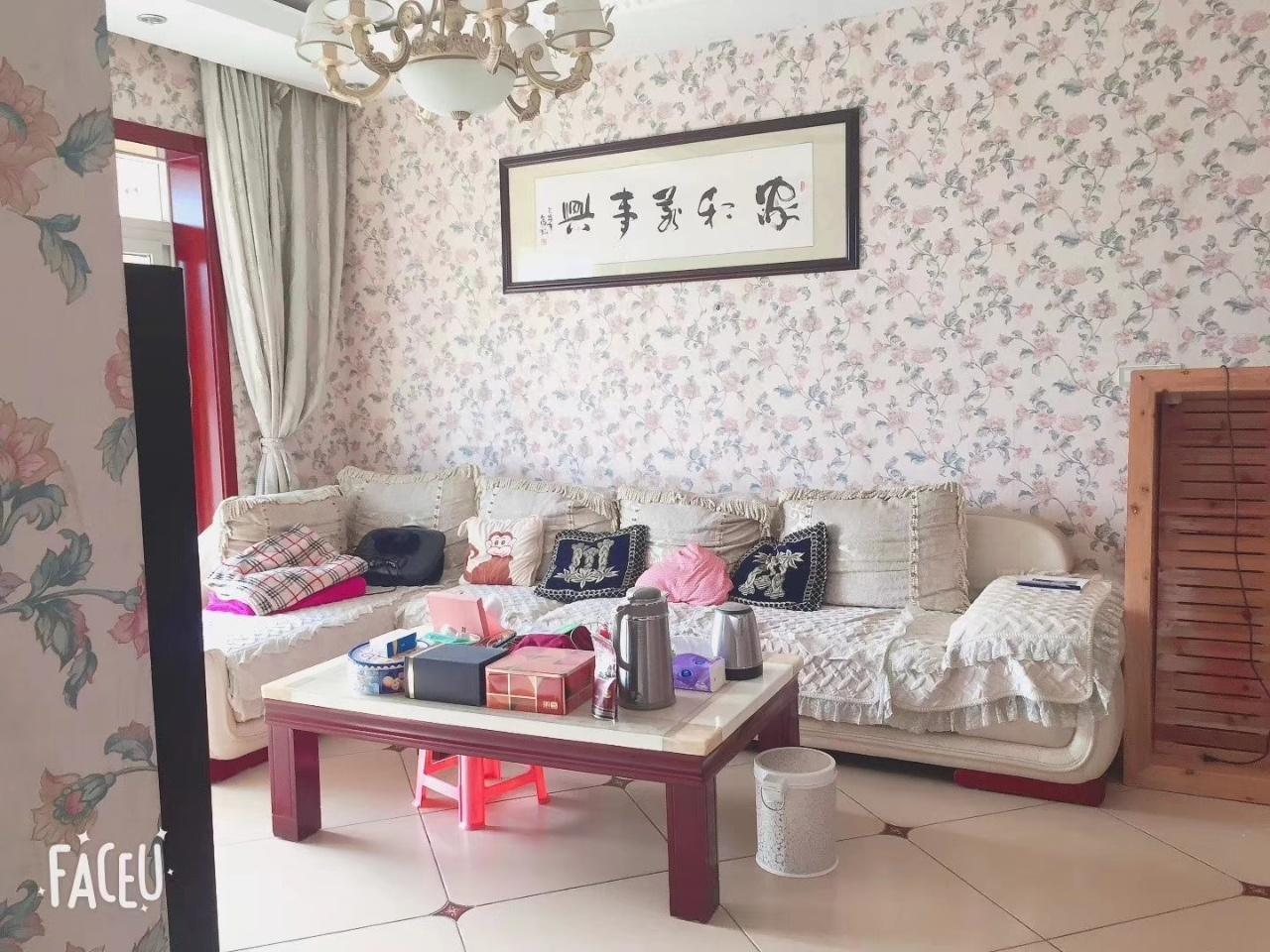 阳光花园精装2室2厅喊价52.8万,业主急售,好房