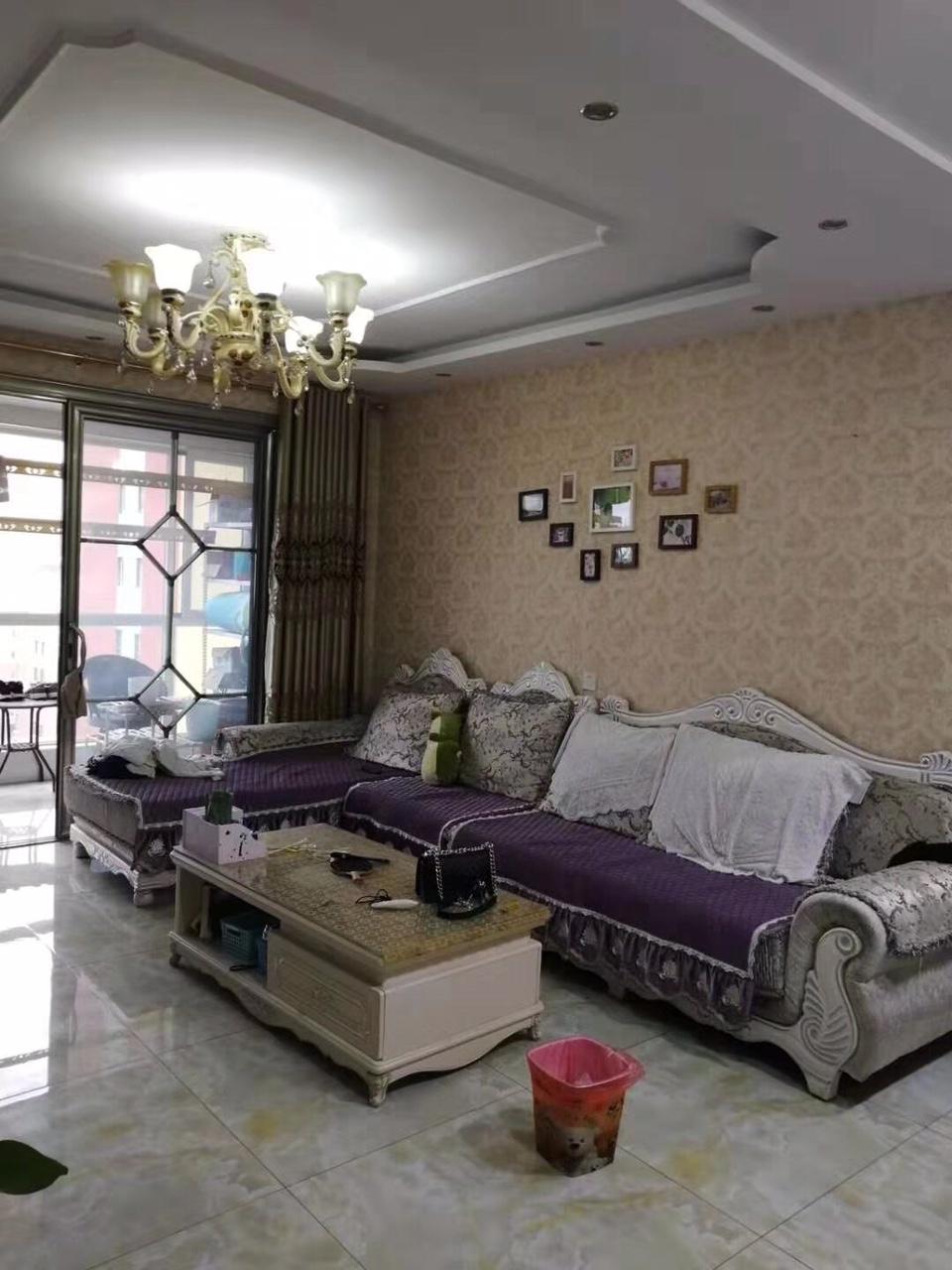 东城国际3居精装,送家具家电,105万可分期