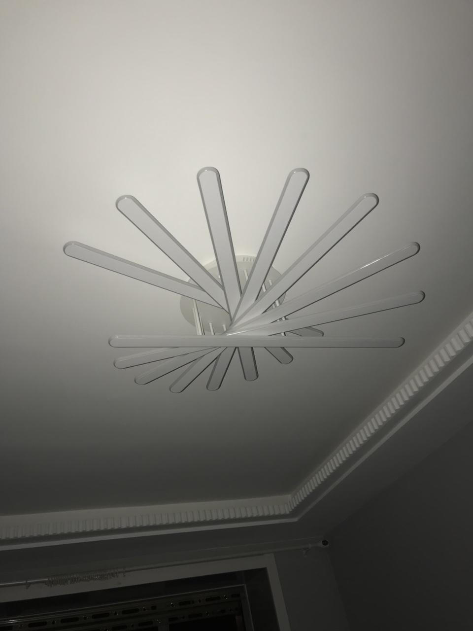 **客厅灯,简约现代风