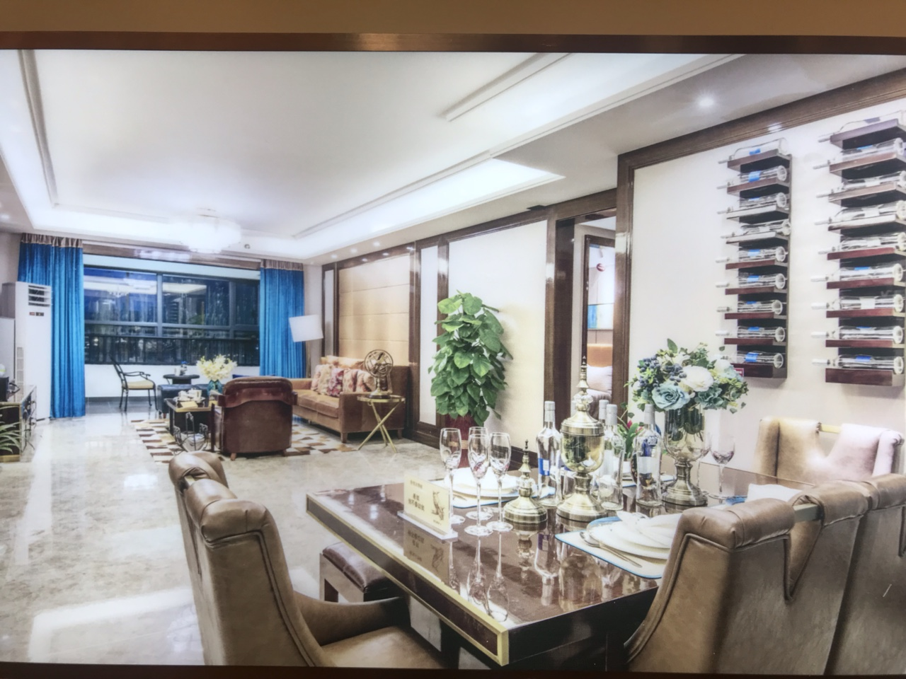 恒大绿洲3室 2厅 2卫99万元