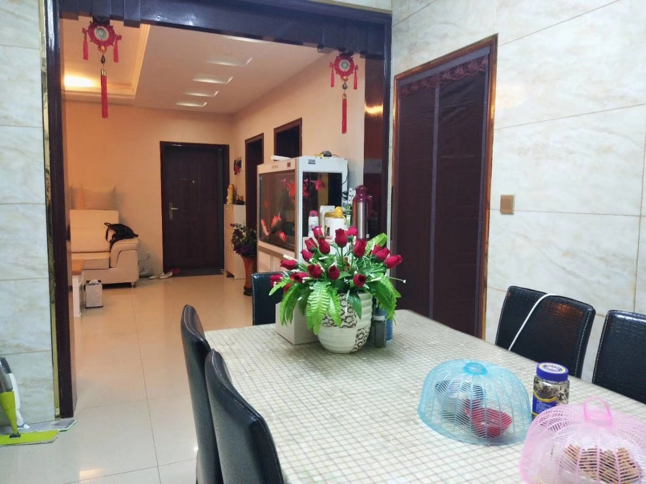 丹桂花园3室 2厅 1卫93万元