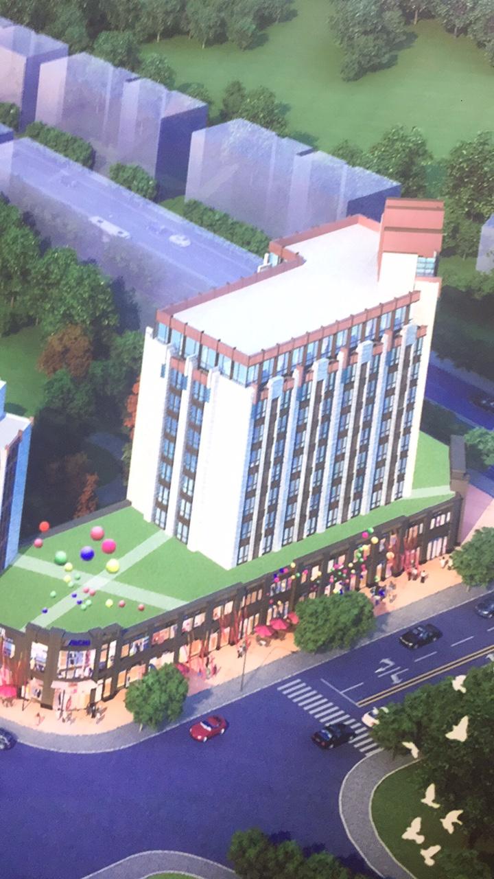 黃金地段 現房 可挑高半層 京東廣場公寓 38-76方