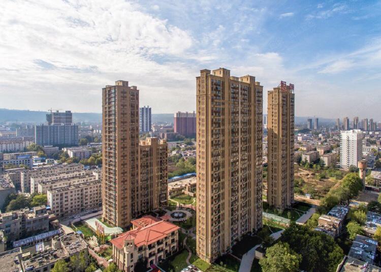 市中心丹桂园户型好,房东诚意出售
