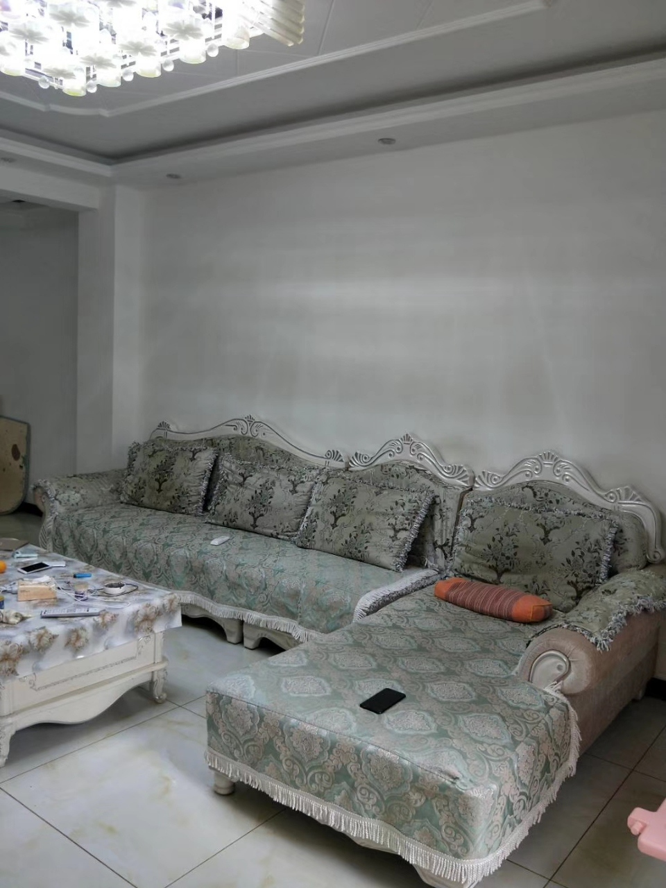 东方丽景新装修能扩建成4室49万元