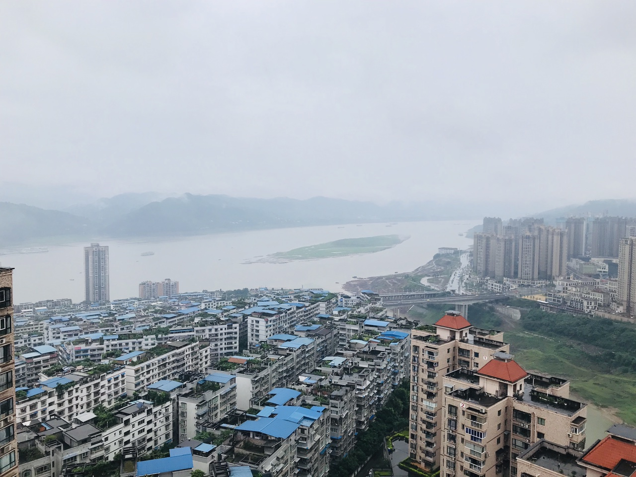 陽光上海城  全江景江景 精裝2房 南北通透