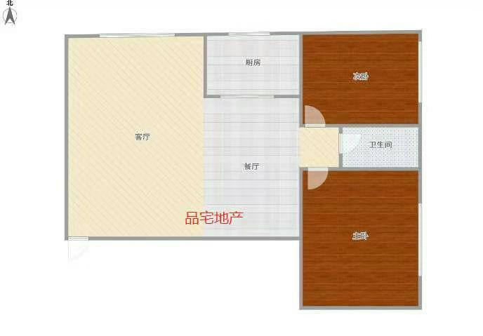 中汇园2室 1厅 1卫38.8万元