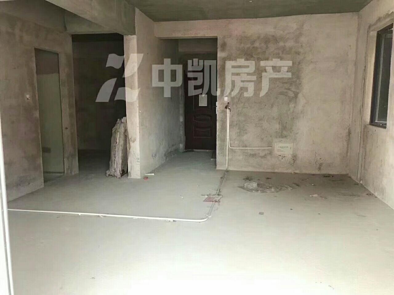 恒禾湾美毛坯三房仅售73万元