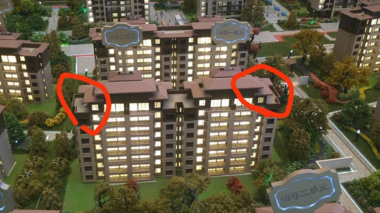 中南新悦府5室 2厅 3卫136万元