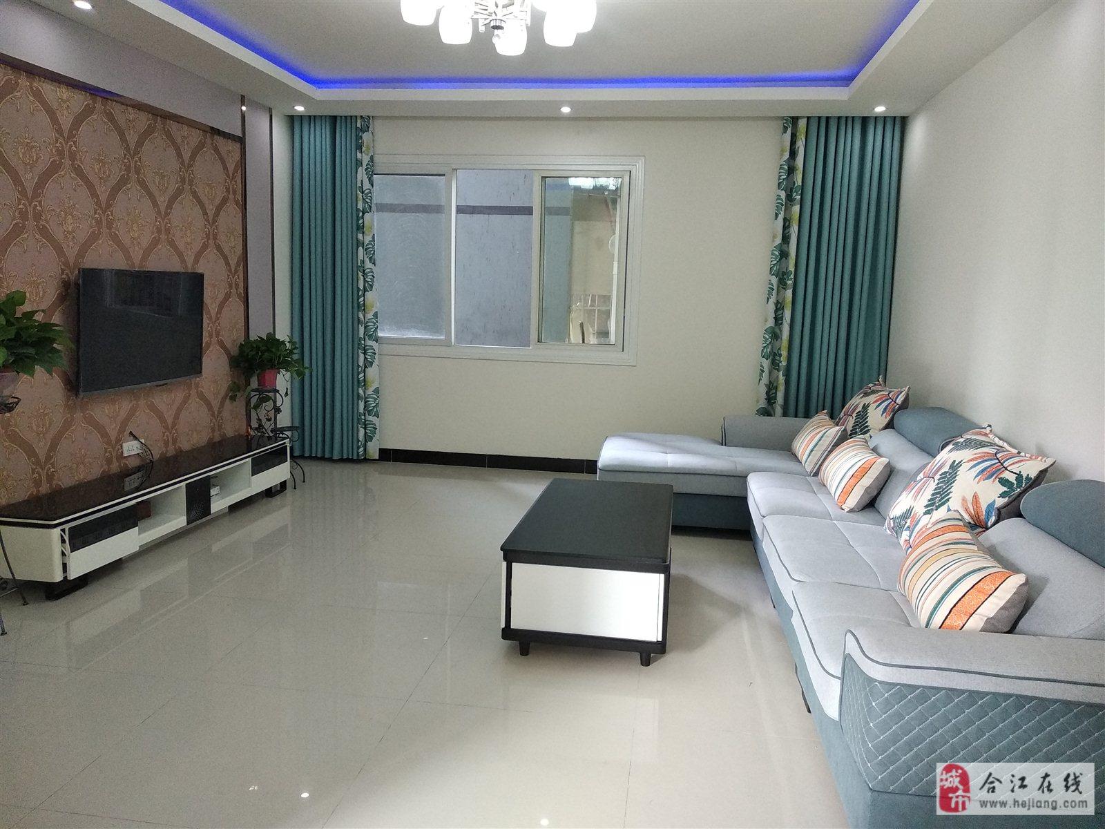 利城名都精装全齐3室 2厅 2卫56.8万元