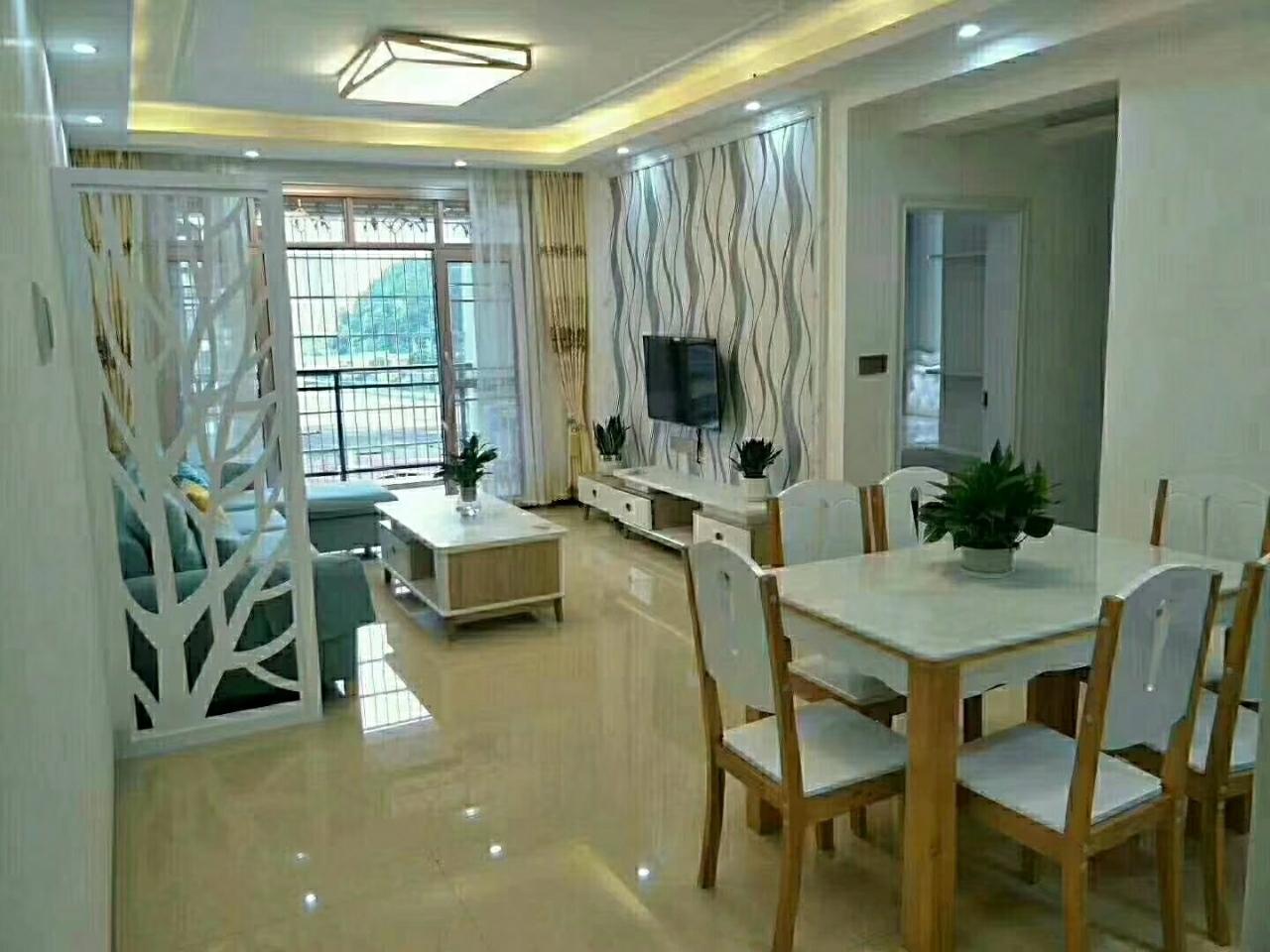 景江新城3室 2厅 1卫83.8万元